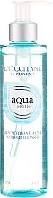 Profumi e cosmetici Gel detergente viso - L'Occitane Aqua Reotier Water Gel Cleanser