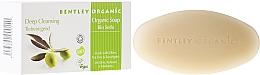 "Profumi e cosmetici Sapone ""Pulizia profonda"" - Bentley Organic Body Care Deep Cleansing Soap Bar"