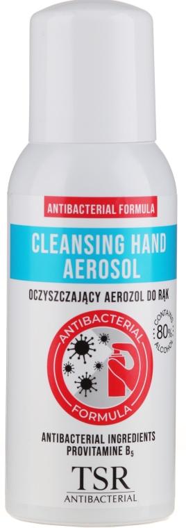 Spray antibatterico per le mani - TSR Antibacterial Cleansing Hand Aerosol