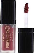 """Profumi e cosmetici Rossetto liquido """"Super Durability"""" - Avon Power Stay 16-Hour Matte Lip Color"""