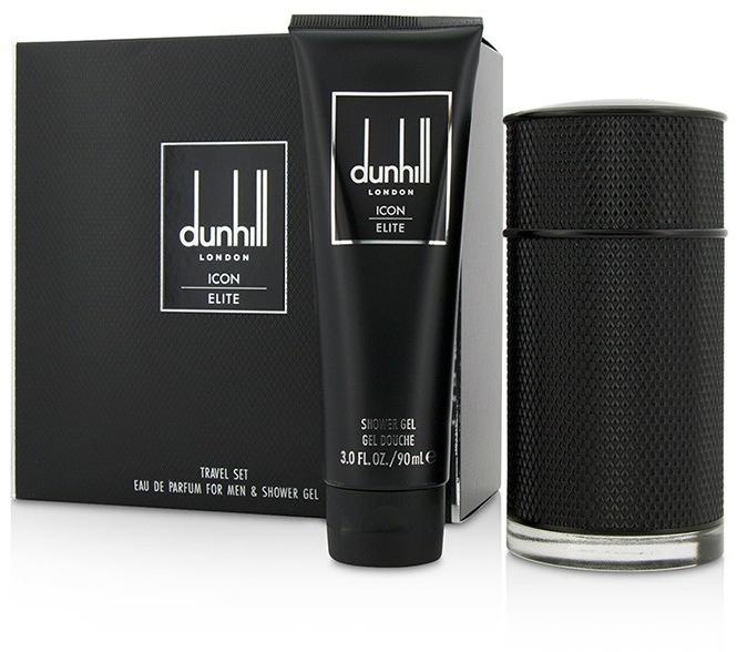 Alfred Dunhill Icon Elite - Set (edp/100ml + sh/gel/90ml) — foto N1