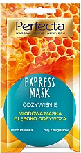 """Profumi e cosmetici Maschera """"Nutriente"""" - Perfecta Express Mask"""
