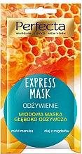 Profumi e cosmetici Maschera viso nutriente - Perfecta Express Mask