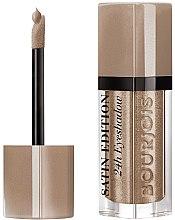 Profumi e cosmetici Ombretto liquido - Bourjois Satin Edition 24H Eyeshadow