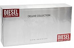 Profumi e cosmetici Diesel Zero Plus Feminine - Set (EDT/4x30ml)