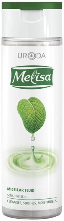 Acqua micellare viso - Uroda Melisa Micellar Fluid