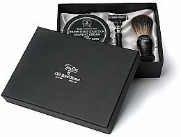 Profumi e cosmetici Set - Taylor of Old Bond Street (shaving/cr/150g + razor/1pc + shaving brush/1pc)