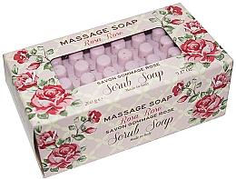 """Profumi e cosmetici Sapone da massaggio """"Rosa"""" - Gori 1919 Massage Scrub Soap Rose"""