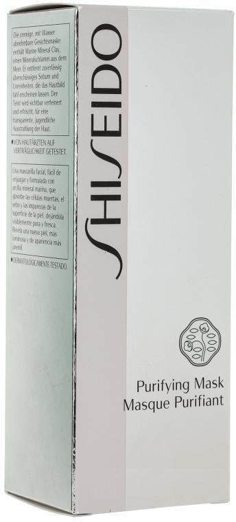 Maschera purificante viso - Shiseido The Skincare Purifying Mask