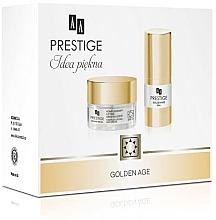 Profumi e cosmetici Set - AA Prestige Golden Age 60+ (eye/cr/15ml + cream/50ml)