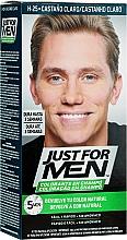 Profumi e cosmetici Shampoo colorante senza ammoniaca, per uomo - Just For Men Coloring Shampoo