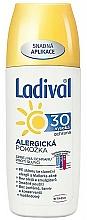 Profumi e cosmetici Spray solare per il corpo - Ladival Allerg Spray SPF30