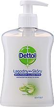 """Profumi e cosmetici Sapone liquido antibatterico """"Idratante"""" - Dettol"""