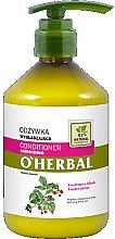 Profumi e cosmetici Condizionante levigante con estratto di lampone - O'Herbal