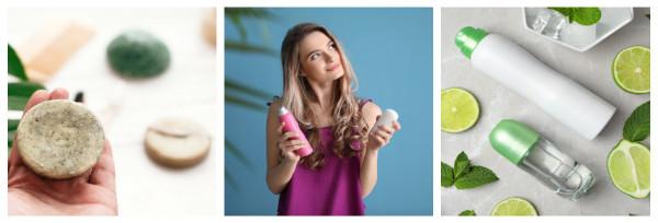 Tipi di deodoranti! Qual è il migliore?  Scegliere in base alle preferenze e alle esigenze!