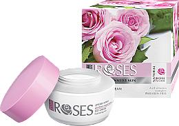 Profumi e cosmetici Crema da giorno per pelli secche - Nature of Agiva Roses Moisturizing Day Cream