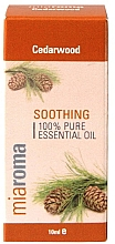"""Profumi e cosmetici Olio essenziale """"Cedro"""" - Holland & Barrett Miaroma Cedarwood Pure Essential Oil"""