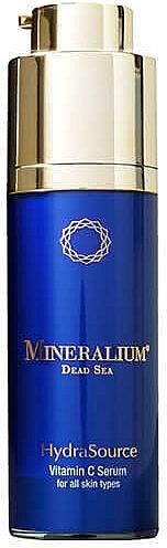 Siero con vitamina C - Mineralium Hydra Source Vitamin C Serum