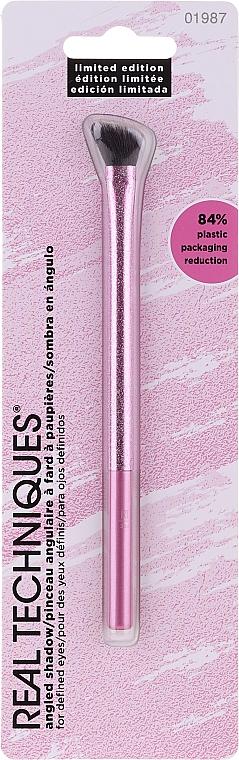 Pennello trucco degli occhi - Real Techniques Angled 22,74 Shadow, Limited Edition