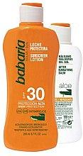 Profumi e cosmetici Set - Babaria Sun (protect/milk/200ml+protectlot/100ml)