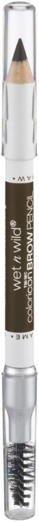 Matita per sopracciglia - Wet N Wild Color Icon Brow Pencil