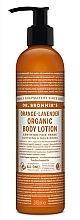 """Profumi e cosmetici Lozione mani e corpo """"Lavanda all'arancia"""" - Dr. Bronner's Orange Lavender Organic Hand & Body Lotion"""