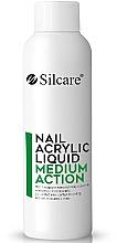 Profumi e cosmetici Liquido acrilico - Silcare Nail Acrylic Liquid Standart Medium Action