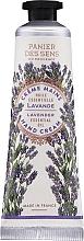 Profumi e cosmetici Crema mani - Panier Des Sens Hand Cream Lavanda