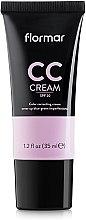 Profumi e cosmetici CC Crema per nascondere le occhiaie e le macchie pigmentate - Flormar CC Cream Anti-Dark Circles