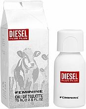 Profumi e cosmetici Diesel Plus Plus Feminine - Eau de toilette