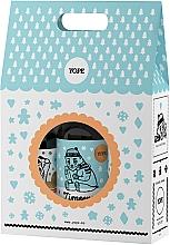 Profumi e cosmetici Set - Yope Zimowe Ciasteczka (sh/gel/400ml + l/soap/500ml + b/balm/300ml)