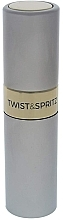 Profumi e cosmetici Atomizzatore - Travalo Twist and Spritz Atomiser Silver