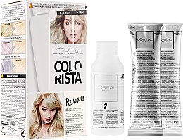 Profumi e cosmetici Crema-tinta schiarente, per capelli - L'Oreal Paris Colorista Remover