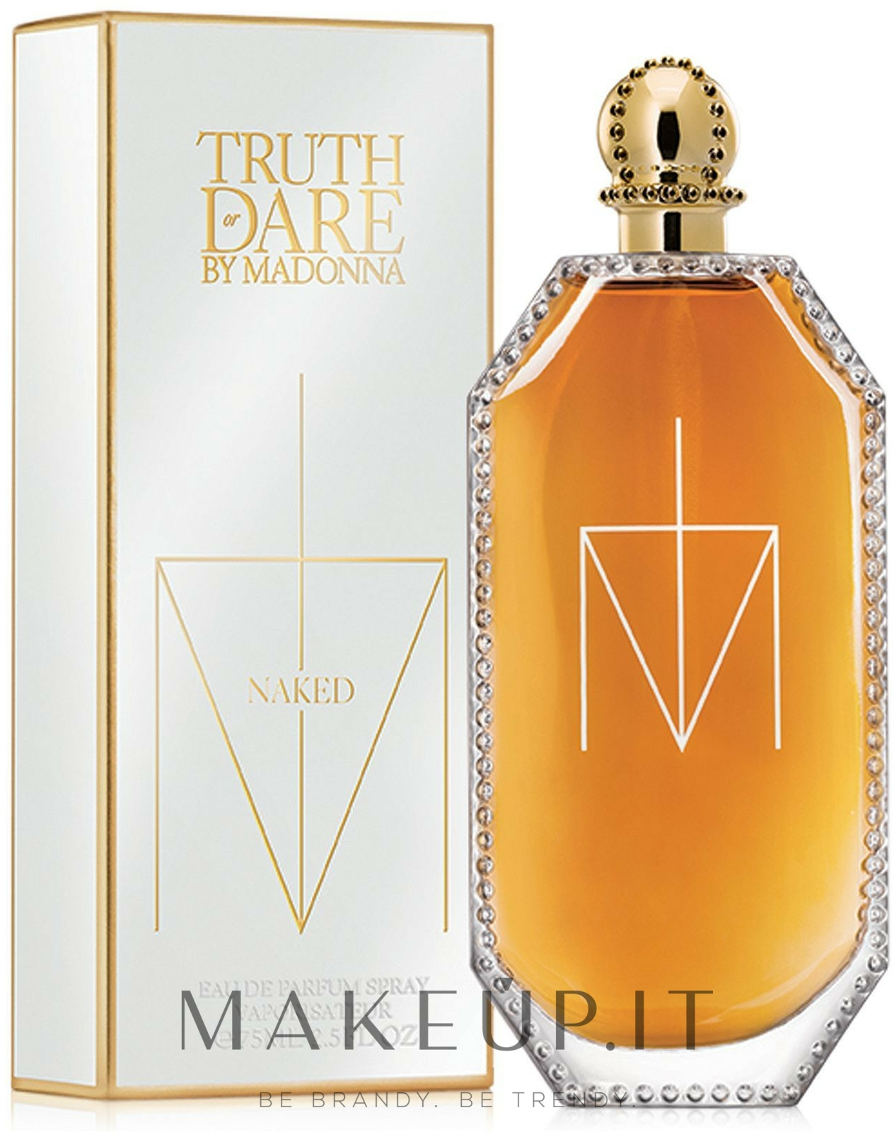 Fragrancebuy.ca — Madonna Truth or Dare Naked Woman
