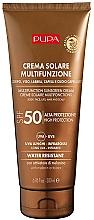 Profumi e cosmetici Crema solare corpo idratante SPF 50 - Pupa Multifunction Sunscreen Cream