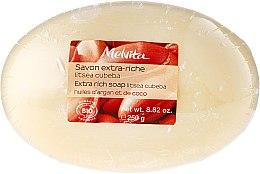 Profumi e cosmetici Sapone con oli di argan e cocco - Melvita Extra-Rich Soap