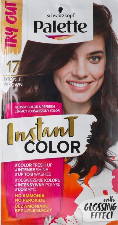 Shampoo colorante - Schwarzkopf Palette Instant Color
