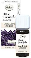 Profumi e cosmetici Olio essenziale di lavanda - Galeo Organic Essential Oil Lavande Aspic