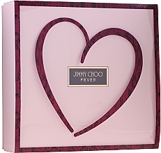 Profumi e cosmetici Jimmy Choo Fever - Set (edp/100ml + b/l/100ml + edp/7.5ml)