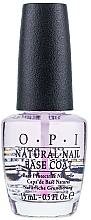 Profumi e cosmetici Base protettiva per unghie naturali - O.P.I Natural Nail Base Coat