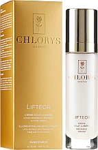 Profumi e cosmetici Crema viso illuminante per pelli mature - Chlorys Lifteor Illuminating Radiance Cream