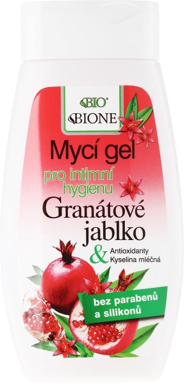 Detergente intimo - Bione Cosmetics PomegranateI ntimate Wash Gel With Antioxidants — foto N1