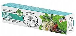 Profumi e cosmetici Dentifricio sbiancante naturale - L'Angelica