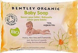 Profumi e cosmetici Sapone per bambini - Bentley Organic Baby Soap