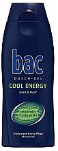 Profumi e cosmetici Gel doccia - Bac Men Cool Energy