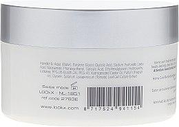 Polish Pads con acidi AHA e BHA per il viso - LOOkX Derma Skin Polish Pads — foto N2
