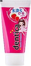 """Profumi e cosmetici Dentifricio per bambini """"Fragola"""" - Dentica Dental Protection For Kids"""