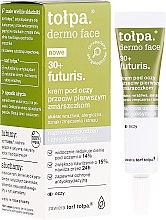 Profumi e cosmetici Crema contorno cchi anti-rughe - Tolpa Dermo Face Futuris 30+ Eye Cream