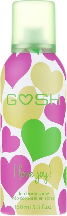 Deodorante-spray - Gosh I Love Joy Deo Body Spray