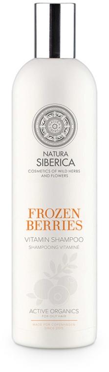 "Shampoo ""Frosty berries"" - Natura Siberica Copenhagen Frozen Berries Shampoo"